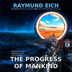 The Progress of Mankind audiobook cover art