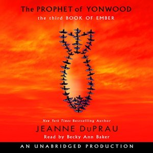 The Prophet of Yonwood audiobook cover art