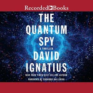 The Quantum Spy audiobook cover art