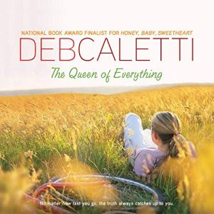The Queen of Everything audiobook cover art
