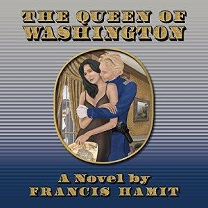 The Queen of Washington audiobook cover art