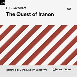The Quest of Iranon audiobook cover art