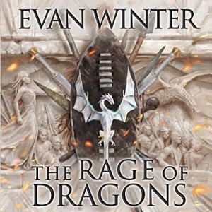 The Rage of Dragons audiobook cover art