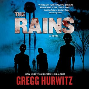 The Rains audiobook cover art