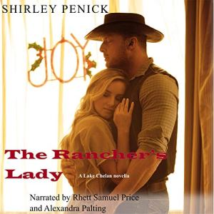 The Rancher's Lady audiobook cover art