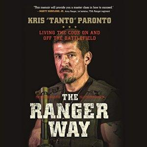 The Ranger Way audiobook cover art