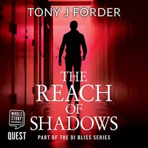 The Reach of Shadows audiobook cover art