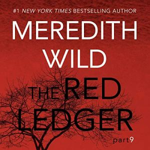 The Red Ledger: 9 audiobook cover art