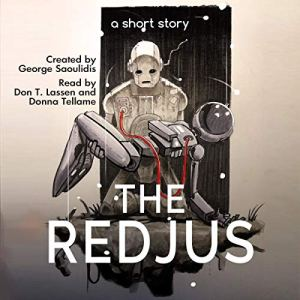 The Redjus audiobook cover art