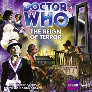 The Reign of Terror audiobook cover art
