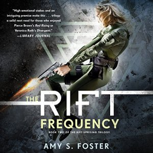 The Rift Frequency audiobook cover art