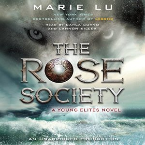The Rose Society audiobook cover art