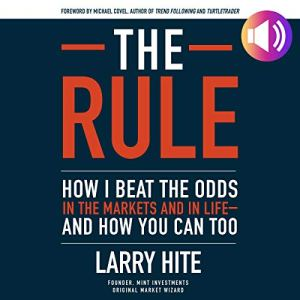 The Rule audiobook cover art