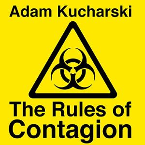 The Rules of Contagion audiobook cover art
