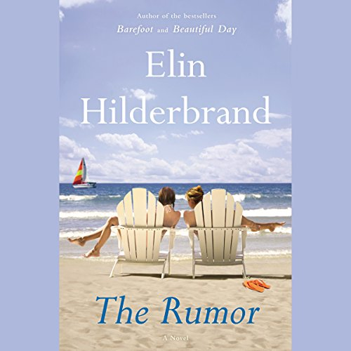 The Rumor audiobook cover art