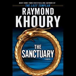 The Sanctuary audiobook cover art