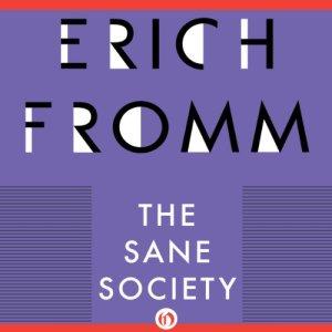 The Sane Society audiobook cover art