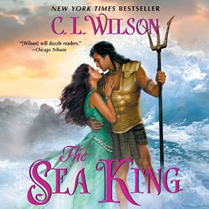 The Sea King audiobook cover art