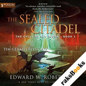 The Sealed Citadel audiobook cover art