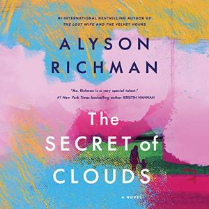 The Secret of Clouds audiobook cover art