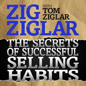 The Secrets of Successful Selling Habits audiobook cover art