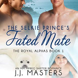 The Selkie Prince's Fated Mate audiobook cover art