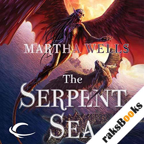 The Serpent Sea audiobook cover art