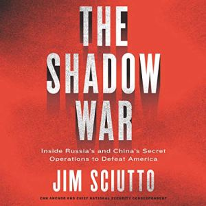The Shadow War audiobook cover art