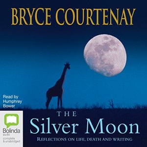 The Silver Moon audiobook cover art