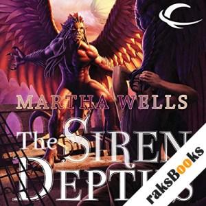 The Siren Depths audiobook cover art