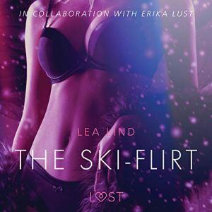 The Ski-Flirt audiobook cover art