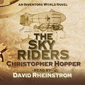 The Sky Riders audiobook cover art