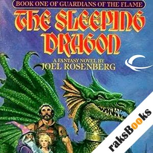 The Sleeping Dragon audiobook cover art