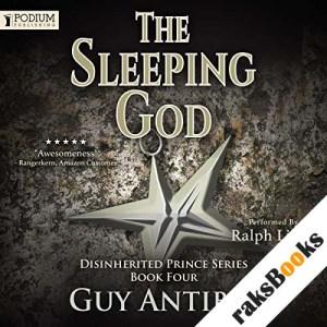 The Sleeping God audiobook cover art