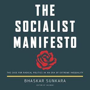 The Socialist Manifesto audiobook cover art