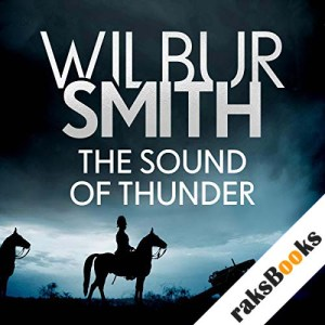 The Sound of Thunder audiobook cover art
