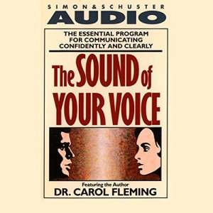 The Sound of Your Voice audiobook cover art