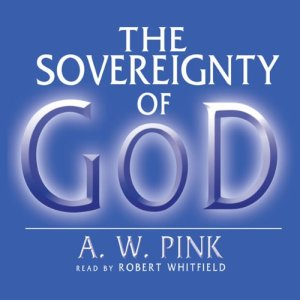 The Sovereignty of God audiobook cover art
