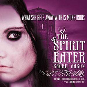 The Spirit Eater audiobook cover art