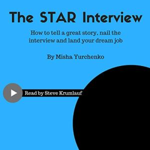 The STAR Interview audiobook cover art