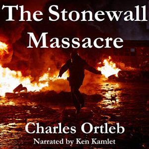 The Stonewall Massacre audiobook cover art