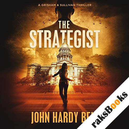 The Strategist audiobook cover art