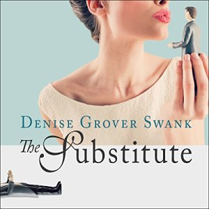 The Substitute audiobook cover art