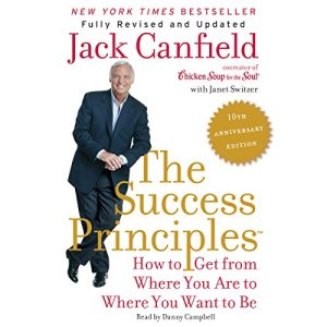 The Success Principles(TM) - 10th Anniversary Edition audiobook cover art