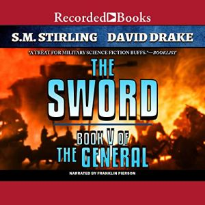 The Sword audiobook cover art