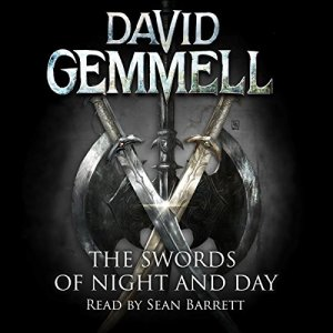 The Swords of Night and Day audiobook cover art
