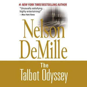 The Talbot Odyssey audiobook cover art