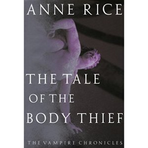 The Tale of the Body Thief audiobook cover art
