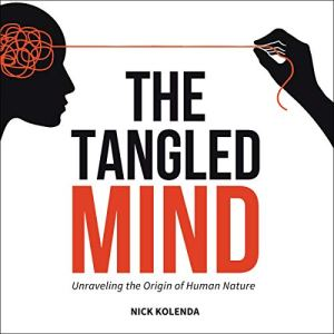 The Tangled Mind audiobook cover art