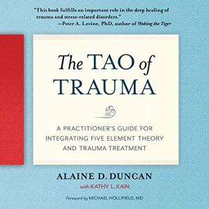 The Tao of Trauma audiobook cover art